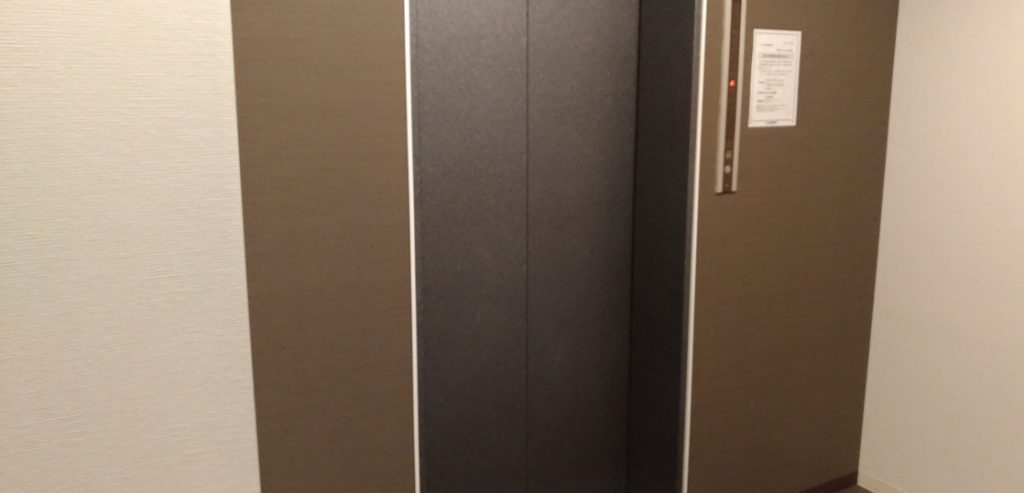 ACAビルエレベーター